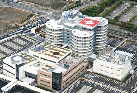 新潟市民病院 新築