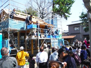 中山諏訪神社