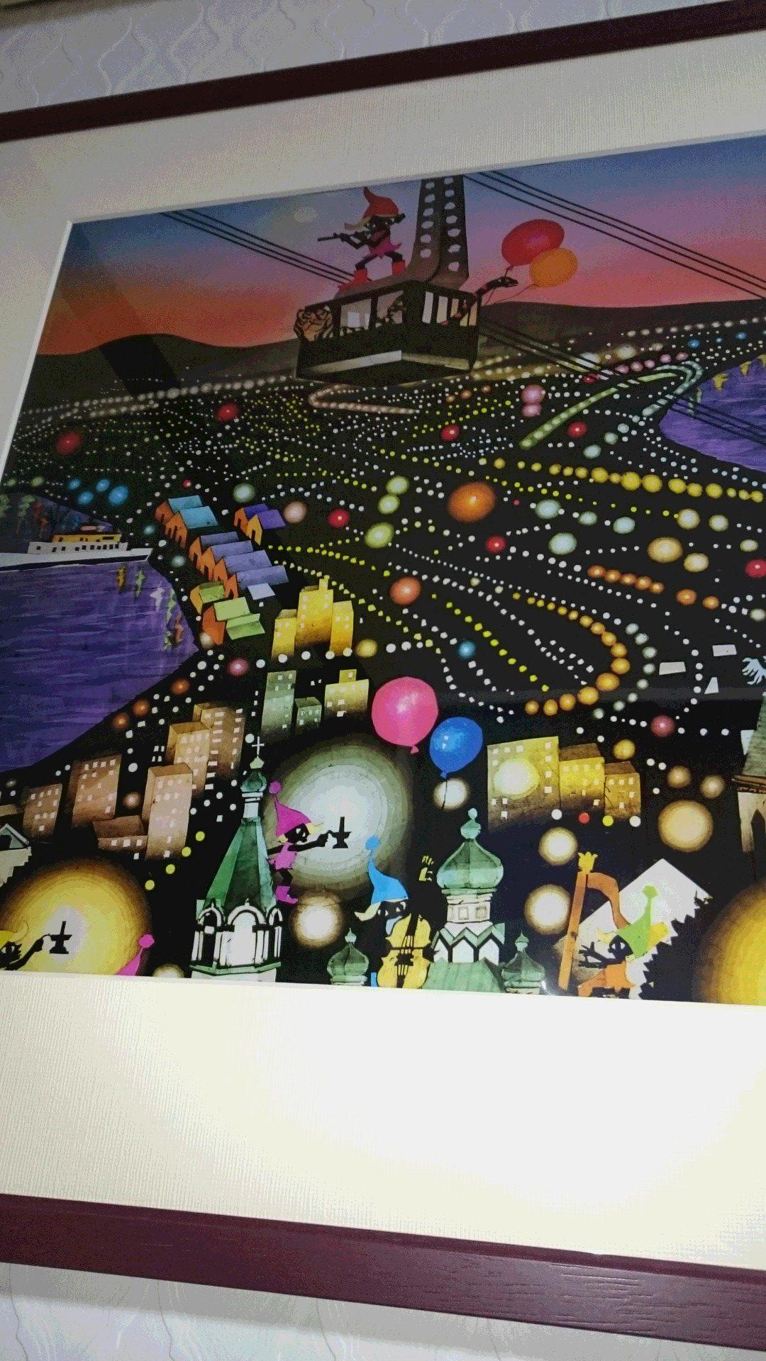 「メルヘン光の世界展」