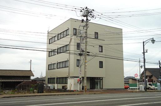 ピュアハートビル 改修工事