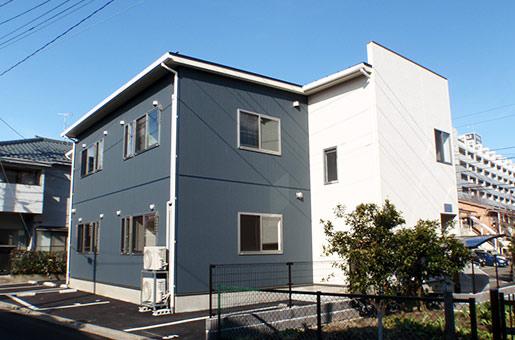 (仮称)幸町アパート 改築工事