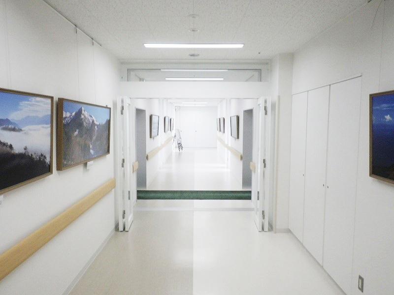 緑樹苑渡り廊下増築他工事