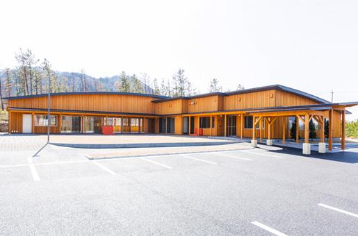 角田地区コミュニティセンター 新築工事