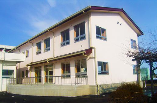 潟東中学校 特別教室棟建設工事