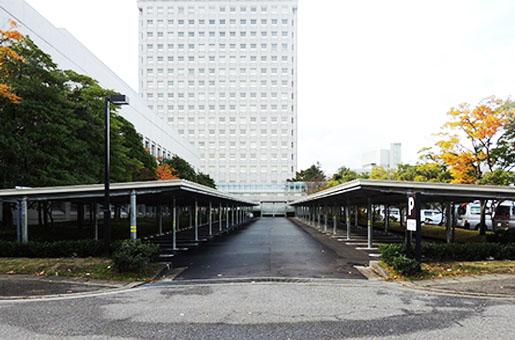 駐車場他の整備建築工事