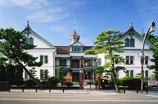 県政記念館 修復建築工事