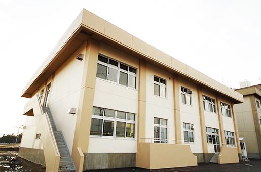 小池中学校特別教室棟 改築工事