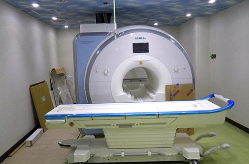 県立がんセンター新潟病院 MRI室改修建築工事