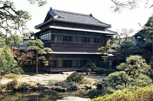 旧齋藤家別邸 整備工事