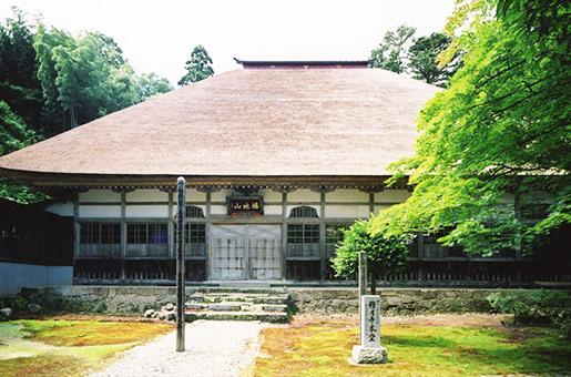 重要文化財 種月寺本堂保存修理工事