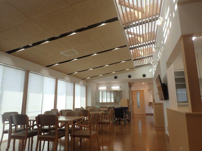 デイサービスセンターの新築工事