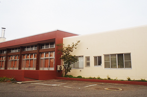 東新潟特別支援学校 給食棟  改修・補強建築工事