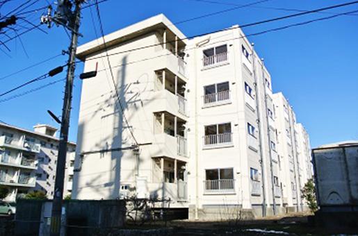 石山第一住宅1号棟 耐震改修他建築工事
