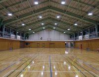 新潟工業高校小体育館他改修・補強建築工事