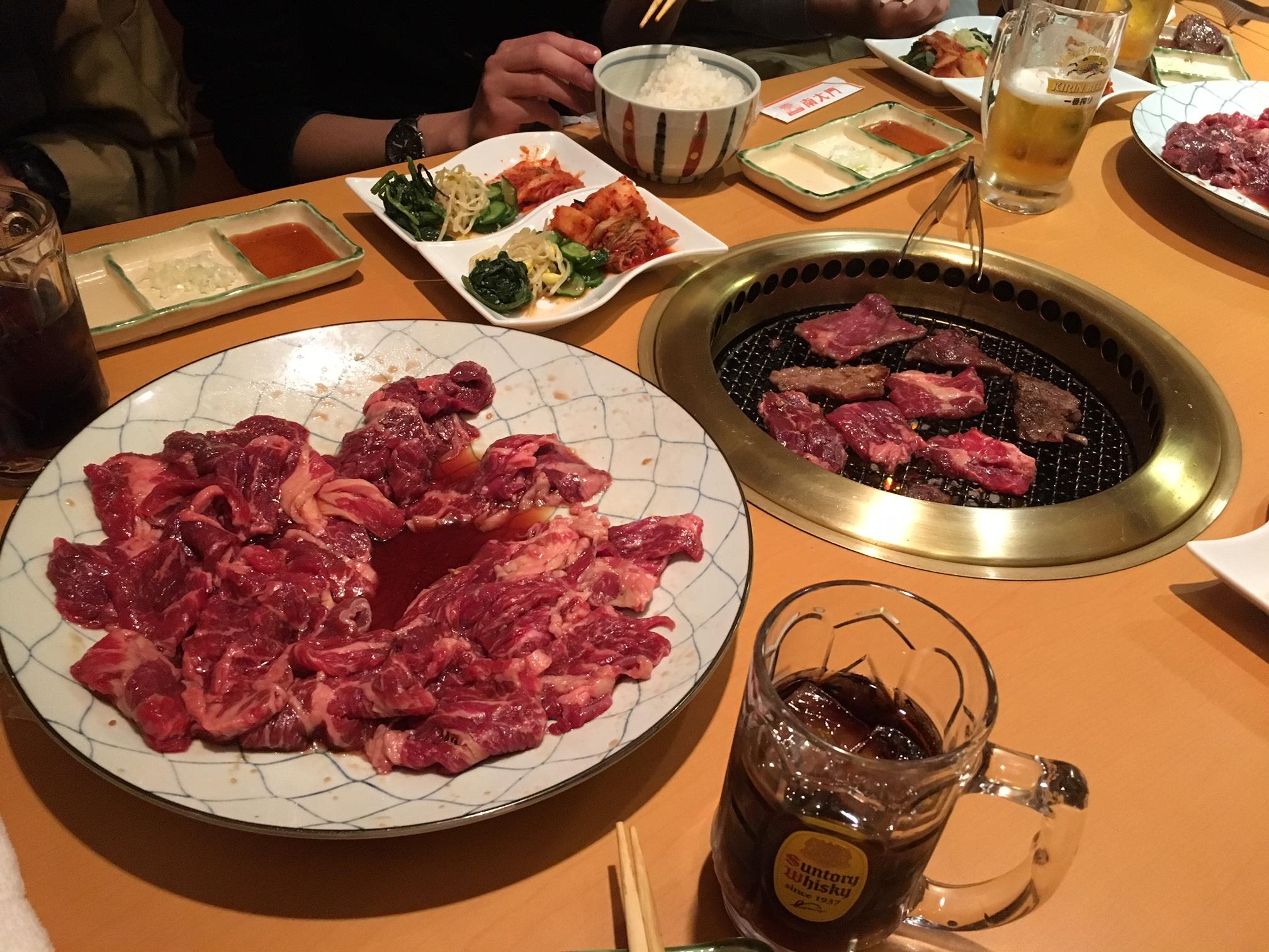 -肉ヲ喰ラフ-