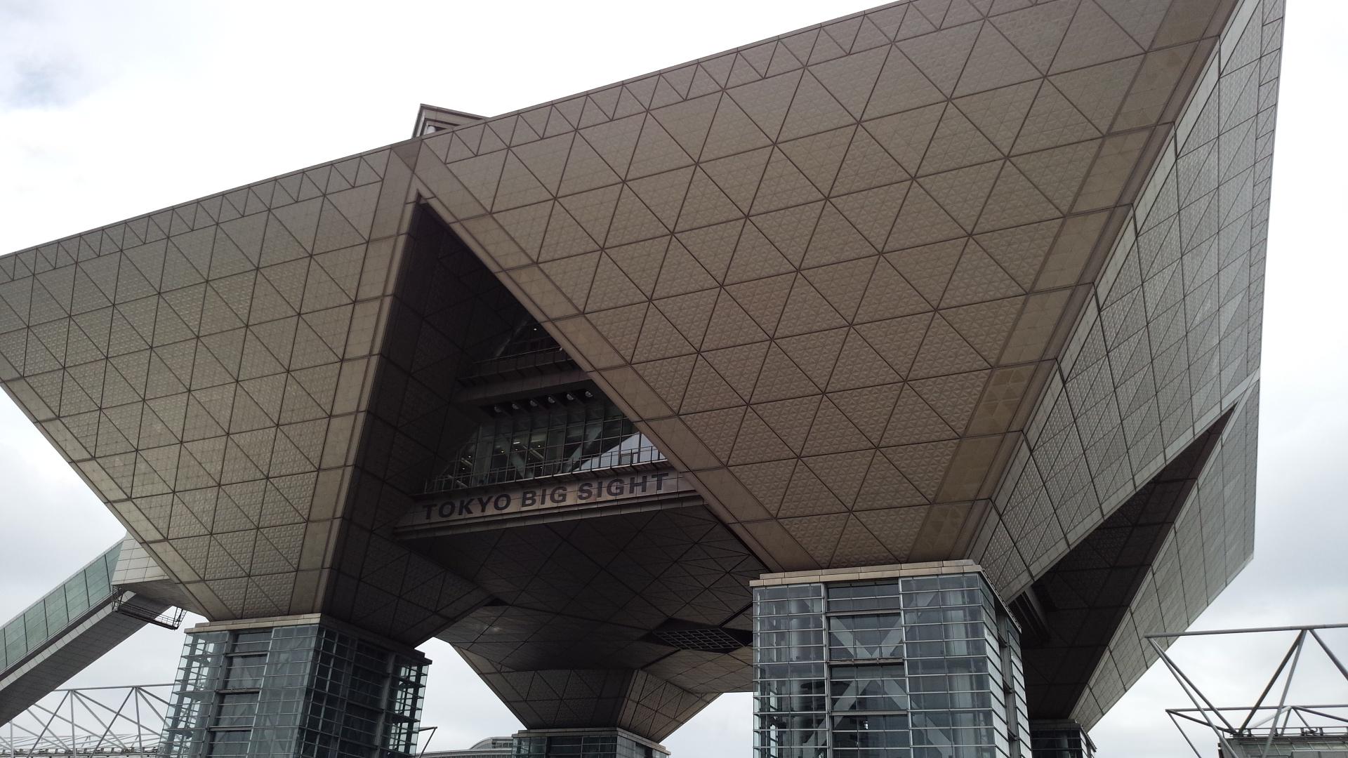 ~FOOMA JAPANを見学~