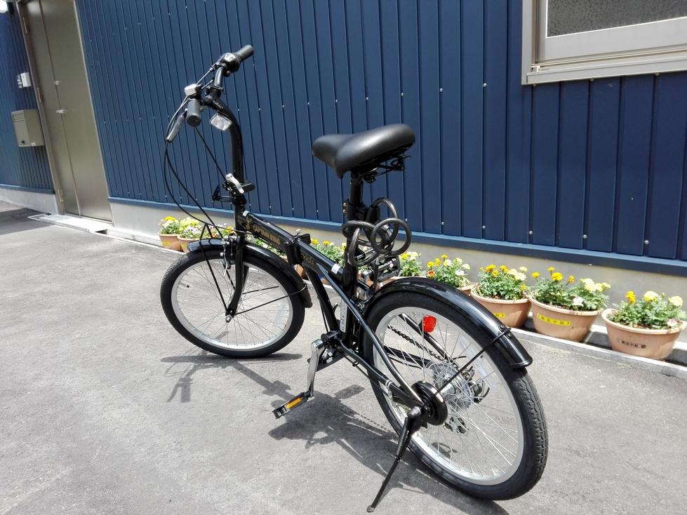 自転車調達~♪