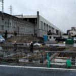 (仮称)TNKマンション新築工事~鉄筋工事(基礎)~