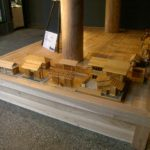 国宝・国指定重要文化財の木造模型