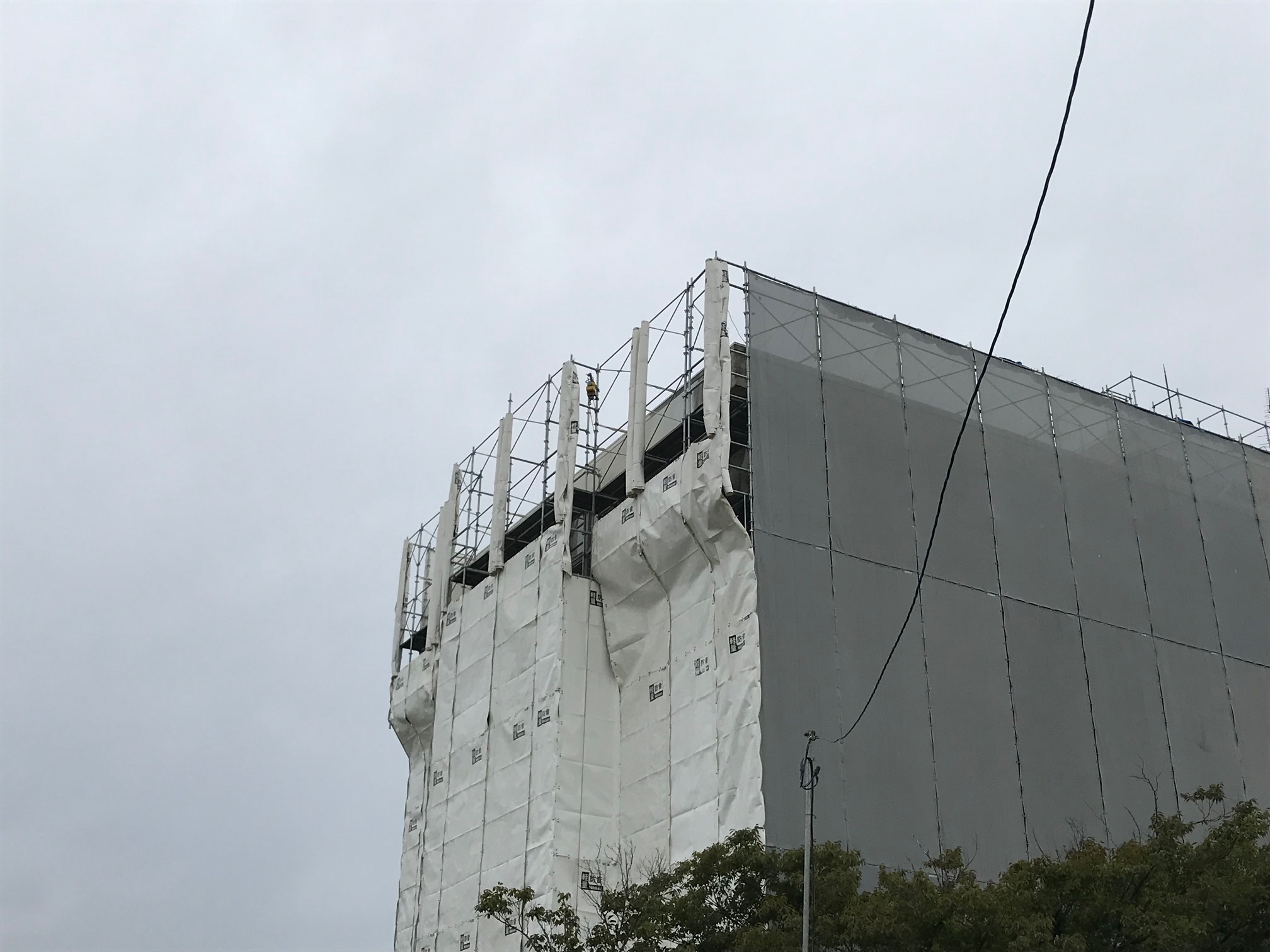外壁改修工事 パート3