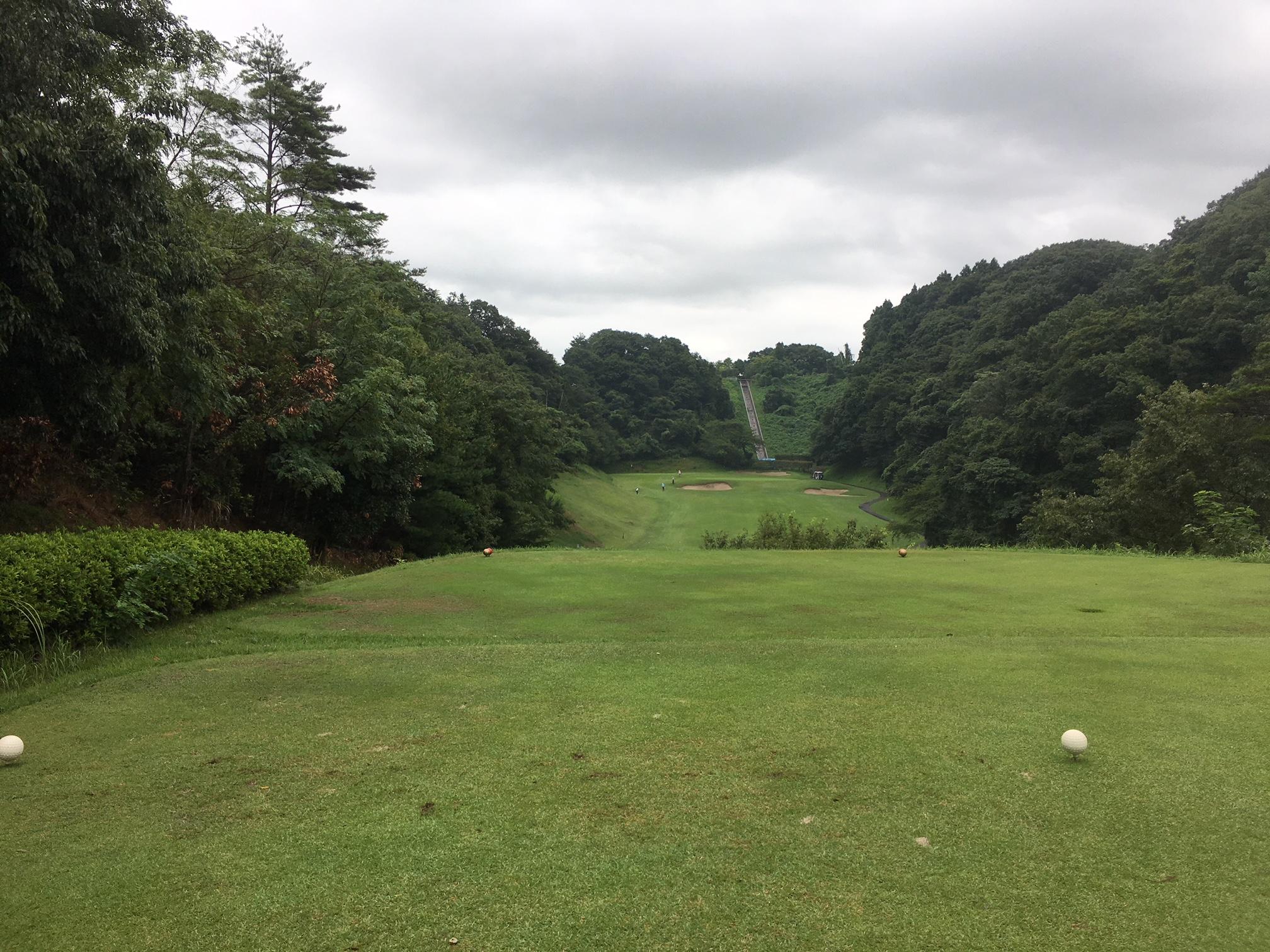 -ゴルフ始めました-