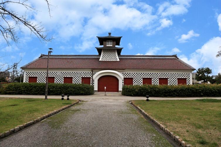 重要文化財旧税関庁舎改修工事