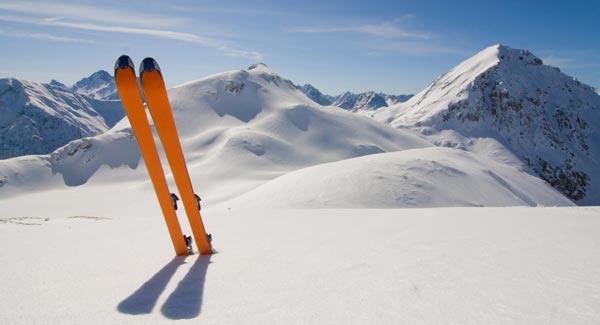 スキーの季節到来!!