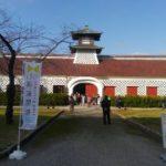 「旧新潟税関庁舎再公開記念イベント祝賀会」に出席させていただきました