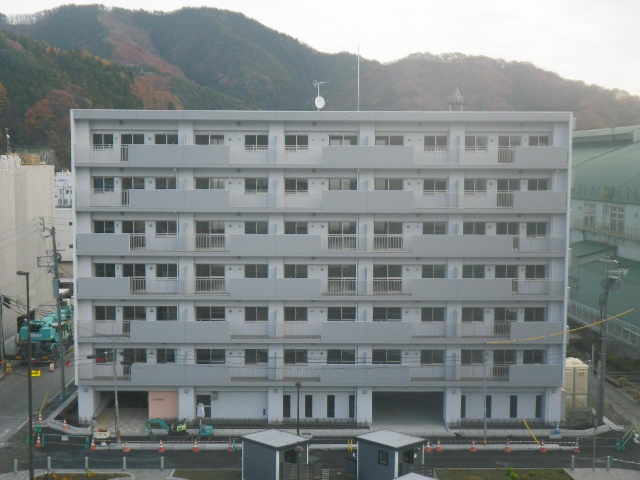 釜石災害公営住宅
