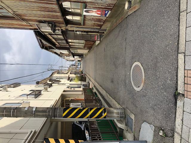 新潟の小路『舟蔵小路』