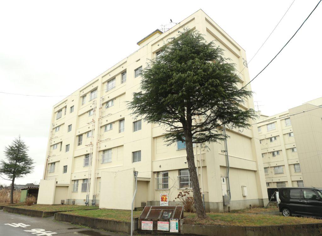 公営住宅(新潟地区)早通南住宅28号棟耐震改修他工事