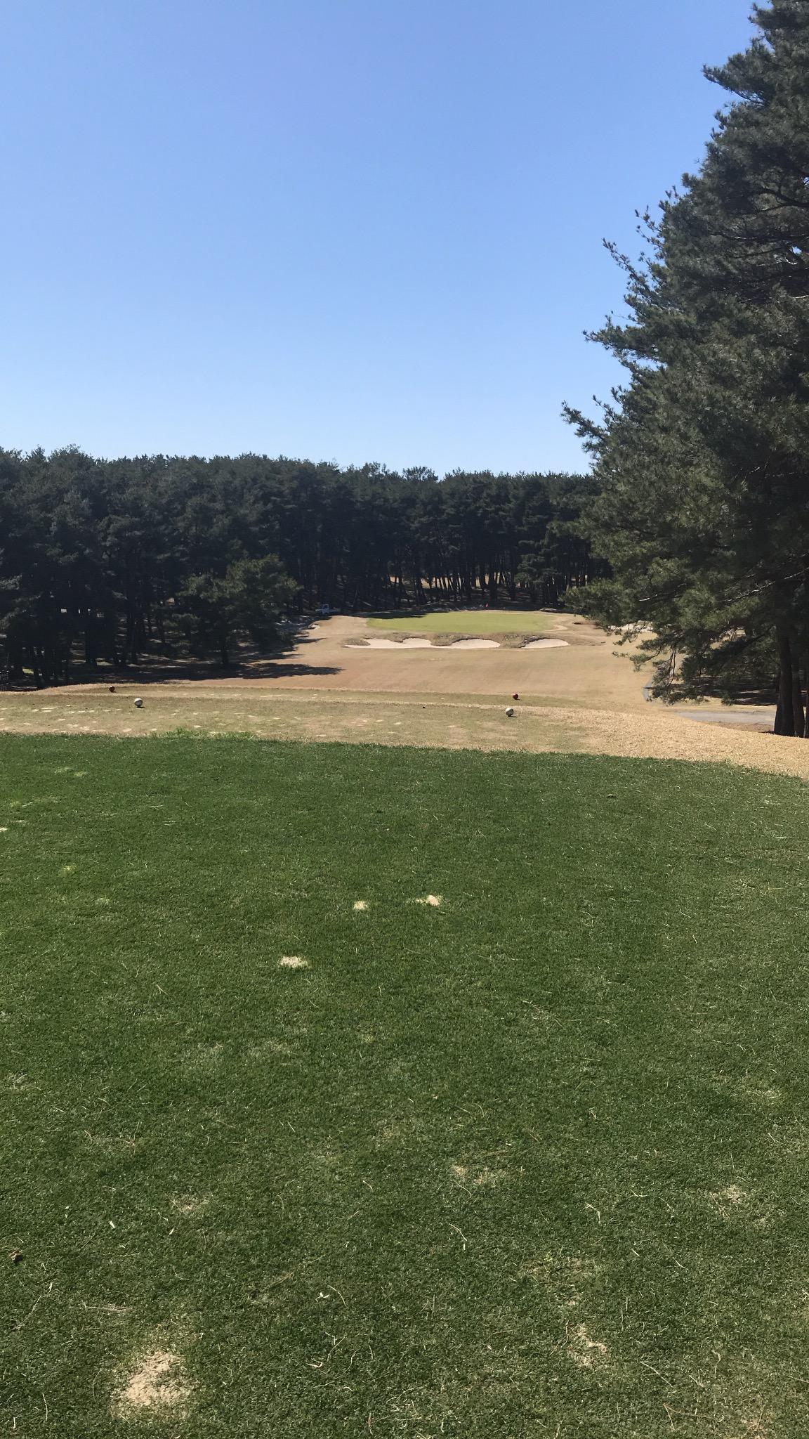 第30回ゴルフコンペ