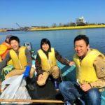 「福島潟一斉清掃~ボランティア」に参加しました