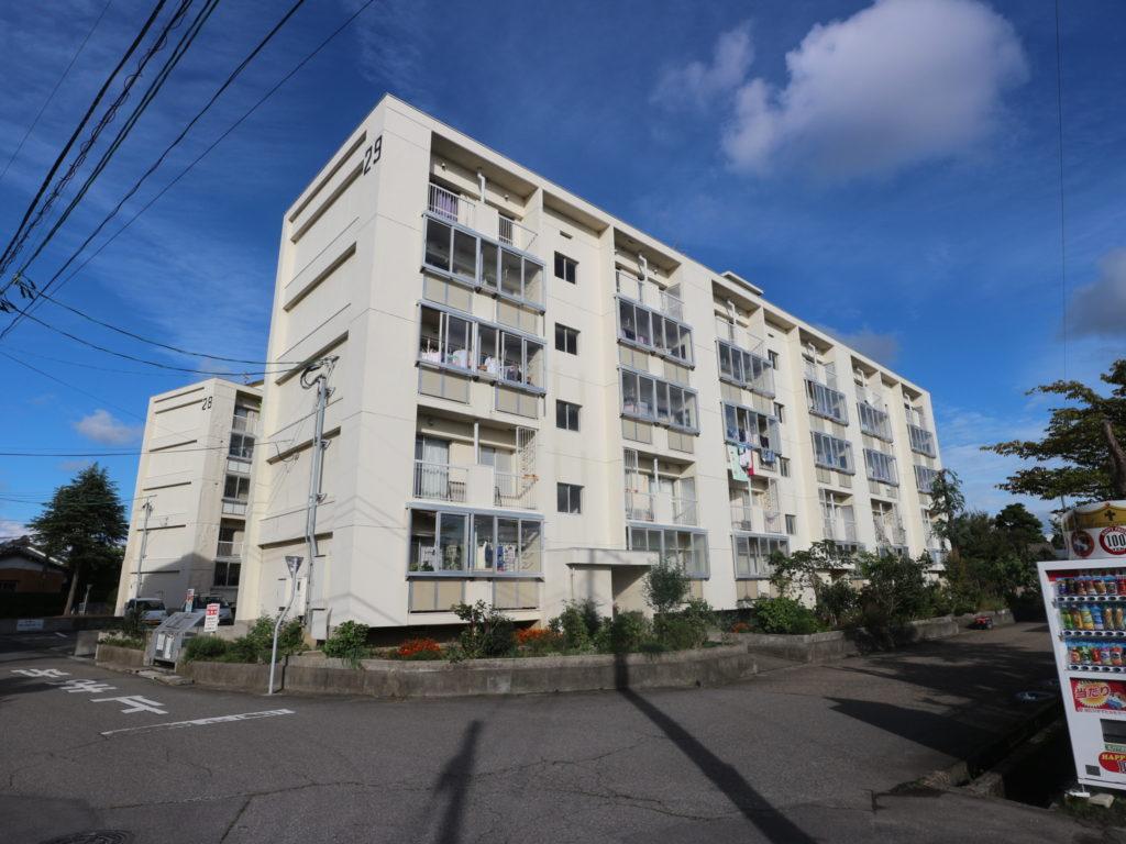 公営住宅(新潟地区)早通南住宅29号棟耐震改修他工事