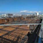 3階コンクリ-ト打設前