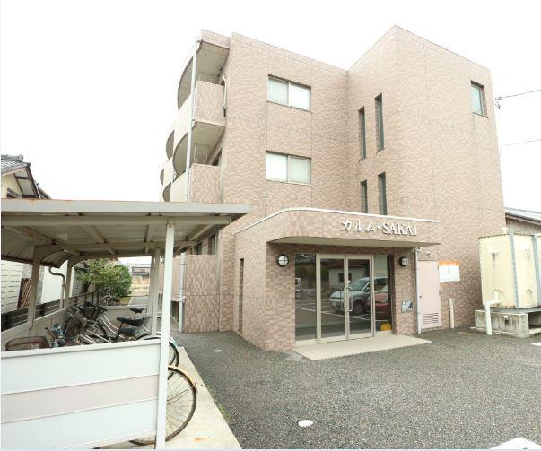 【賃貸】カルムSAKAI  新潟市西区 2DK
