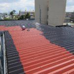 屋根塗装改修工事