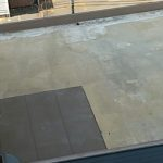 秋田県で見た屋上防水補修