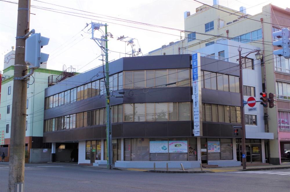 三和商事株式会社様 三和ビル改修工事
