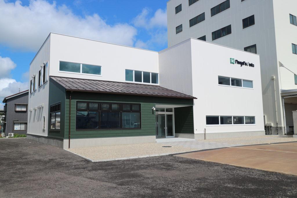 新潟精機株式会社様 PTセンター新オフィス新築工事