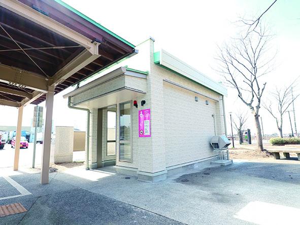 新潟国道管内道の駅 休憩施設改修工事
